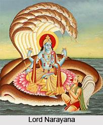 Narayana, Name Of Vishnu