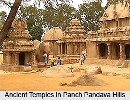 Panch Pandava Hills, Jharkhand