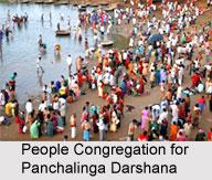 Panchalinga Darshana, Karnataka