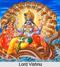 Parandala, Lord Vishnu