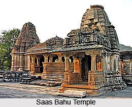 Saas Bahu Temple, Udaipur