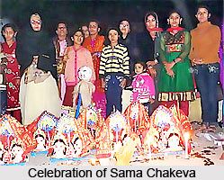 Sama Chakeva, Bihar