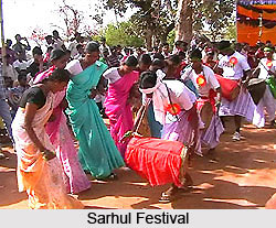 Sarhul or Ba Parab