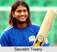 Saurabh Tiwary, Indian Cricket Player