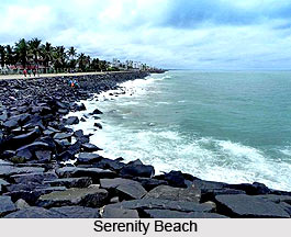 Serenity Beach, Puducherry