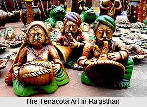 Terracotta Art in Rajasthan