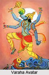 Varaha  Avatar