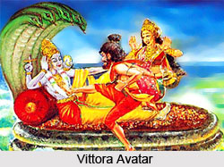 Vittora, Avatar of Vishnu