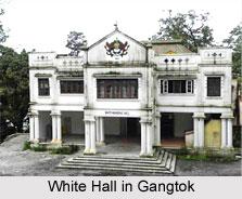 White Hall, Sikkim