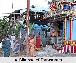 Darasuram, Thanjavur District, Tamil Nadu