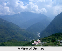 Berinag, Pithoragarh District, Uttarakhand