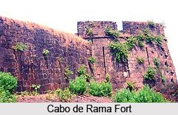Cabo de Rama Fort, Goa