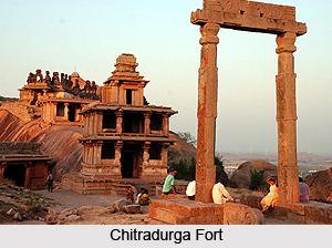 Chitradurga Fort, Karnataka