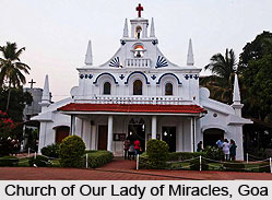 Church of Our Lady of Miracles, Goa
