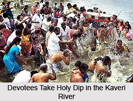 Religious Importance Of Kaveri River, Indian River
