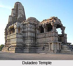 Duladeo Temple, Khajuraho, Madhya Pradesh