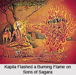 Birth of Ganga, Indian Mythology