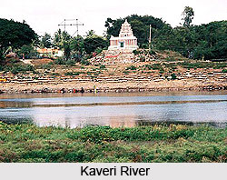 Geography Of Kaveri River, Indian River