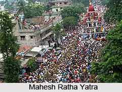Ratha Yatra in West Bengal