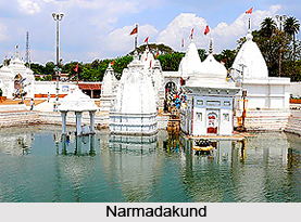 Temples of Amarkantak