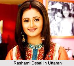Rashami Desai, Indian Television Actress