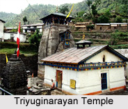 Triyuginarayan Temple, Rudraprayag District, Uttarakhand