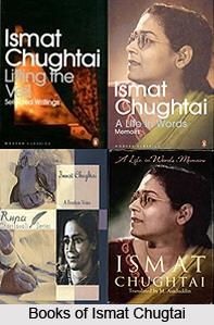 Ismat Chugtai , Bollywood writer