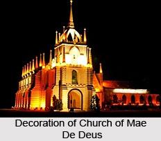 Church of Mae De Deus, Goa