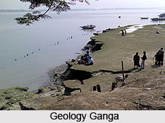 Geology of Ganga River