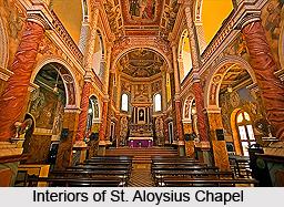 St. Aloysius Chapel, Mangalore, Karnataka