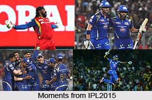 Indian Premier League 2015