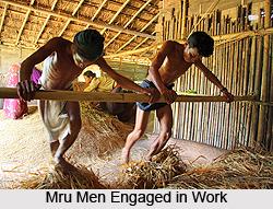 Mru Tribe, West Bengal