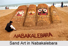 Nabakalebara, Ratha Yatra, Puri