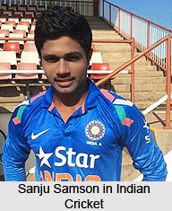 Sanju Viswanath Samson, Indian Cricket Player