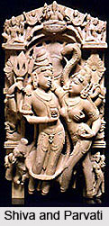 Deities in Khajurao temple, Madhya Pradesh
