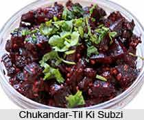 Chukandar Ki Subzi