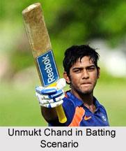 Unmukt Chand, Indian Cricket Player