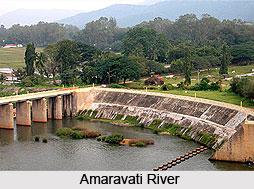 Amaravati River, Indian River