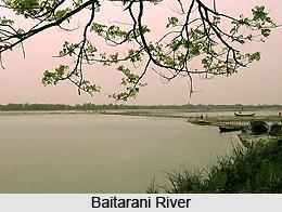 Baitarani River, Odisha
