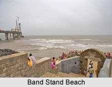 Band Stand Beach, Mumbai, Maharashtra