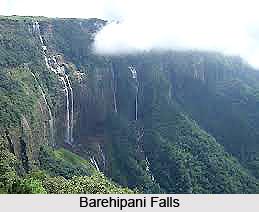 Barehipani Falls, Mayurbhanj District, Odisha