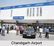 Chandigarh Airport, Chandigarh