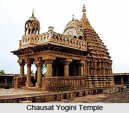 Chausat Yogini Temple, Jabalpur, Madhya Pradesh