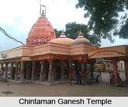 Chintaman Ganesh Temple, Madhya Pradesh
