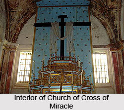 Church of Cross of Miracle, Goa