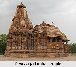 Devi Jagadamba Temple, Khajuraho, Madhya Pradesh