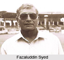 Fazaluddin Syed, Indian Tennis Player