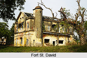 Fort St. David, Tamil Nadu
