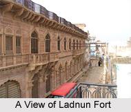 Fort of Ladnun, Rajasthan