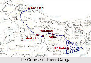 Geography of Ganga River
